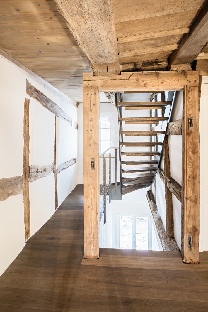 umbau bauernhaus rudolfingen burega architekten. Black Bedroom Furniture Sets. Home Design Ideas