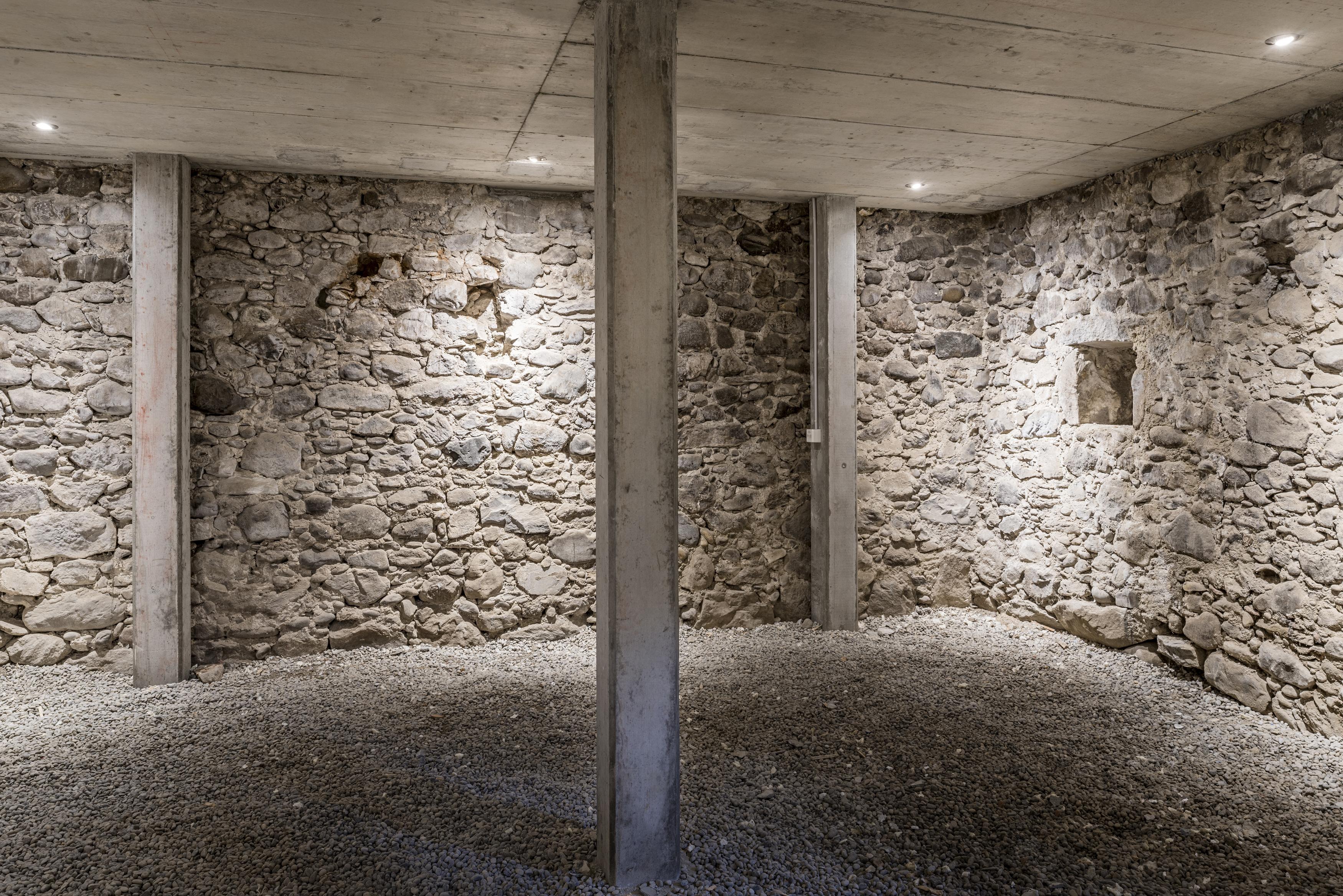Umbau Bauernhaus Rudolfingen   Burega Architekten, Rorbas